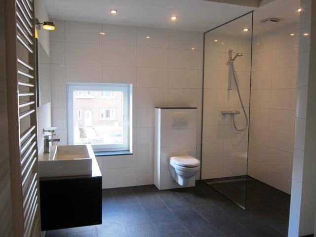 Verbouwing oude woning naar luxe villa met aangrenzend appartement ...