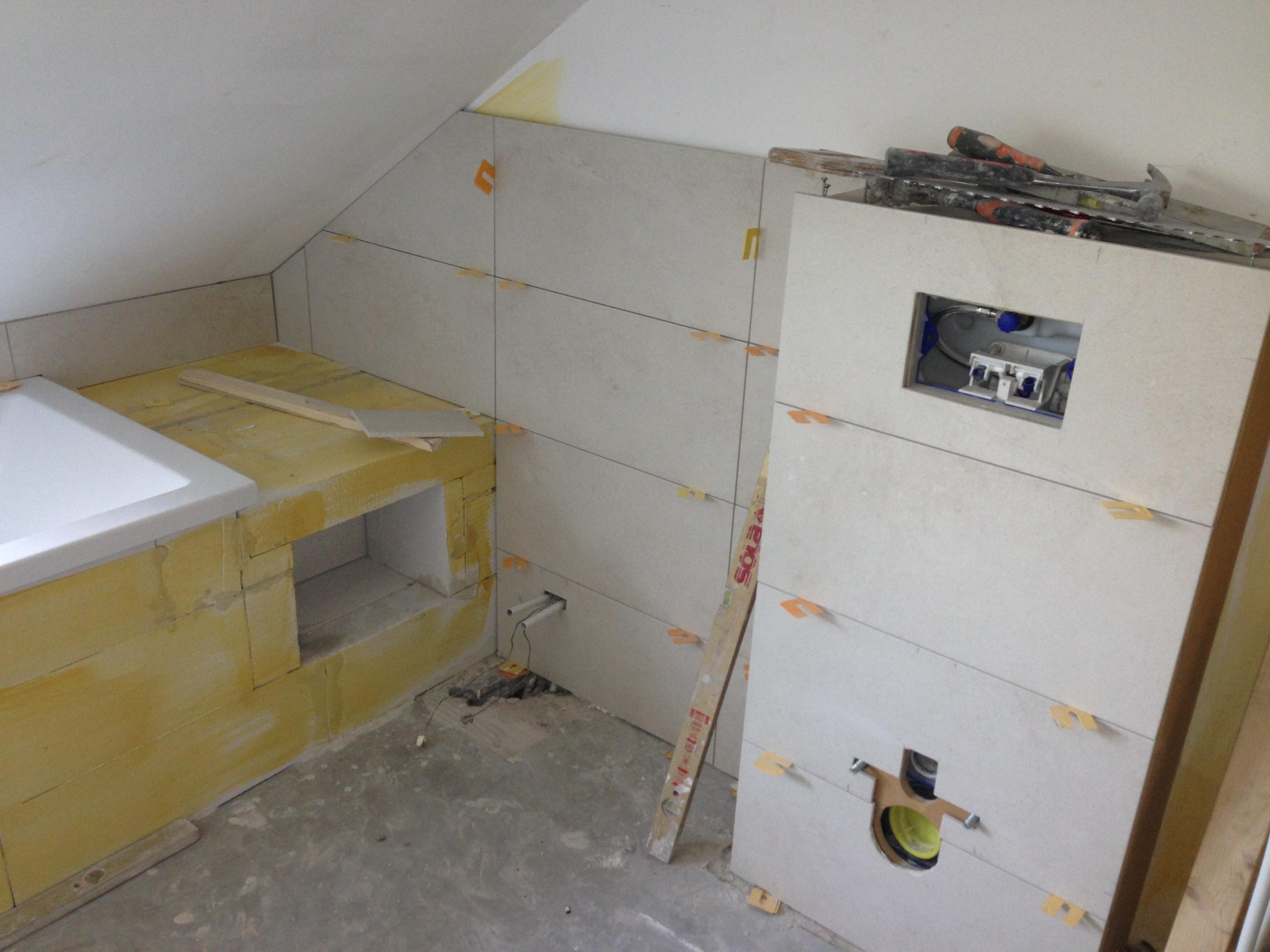 Nieuwe Badkamer Limburg : Badkamer en keuken renovatie met een stalen balkenconstructie