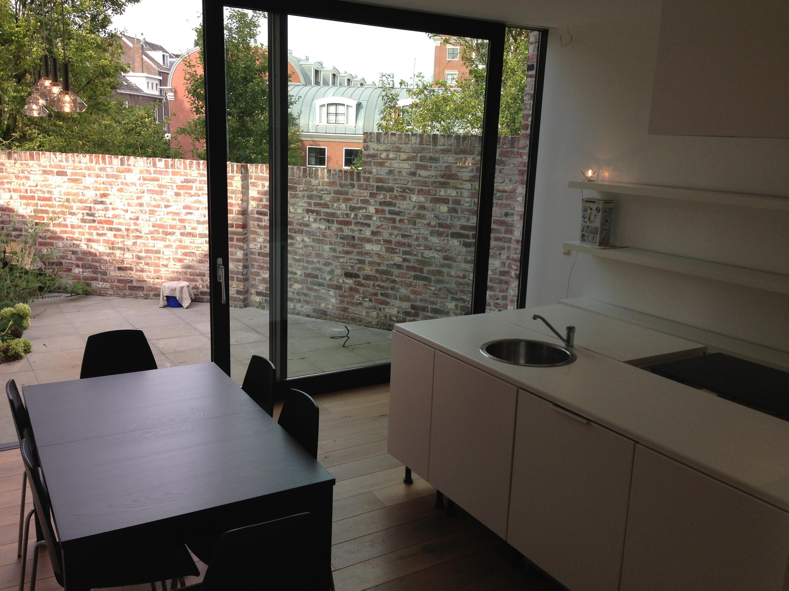 Badkamer en Keuken renovatie met een stalen balkenconstructie - Home ...